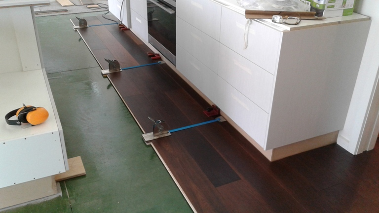 Jacksons Flooring Hastings engineered flooring installation